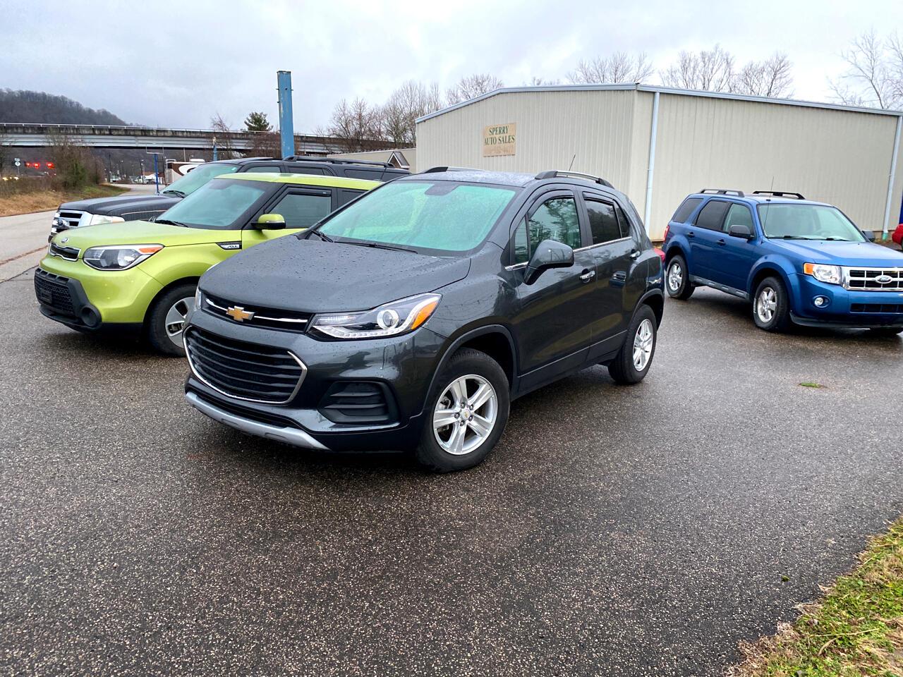 Chevrolet Trax LT AWD 2018