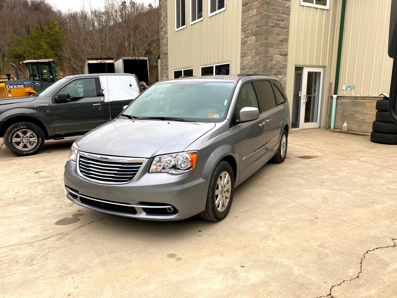 Chrysler Town & Country LWB  2013