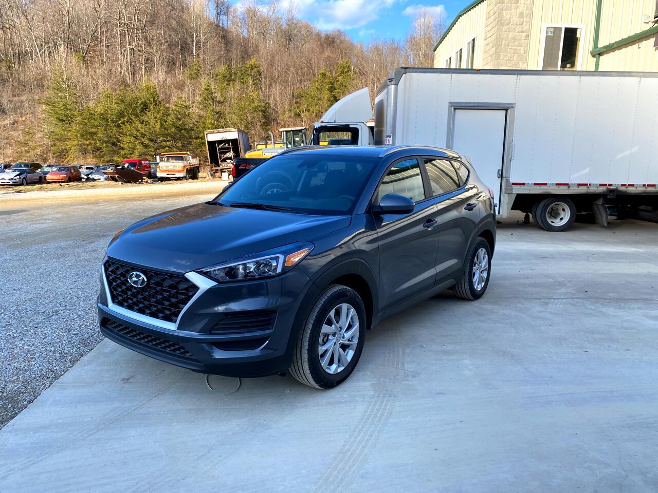 Hyundai Tucson SEL AWD 2019