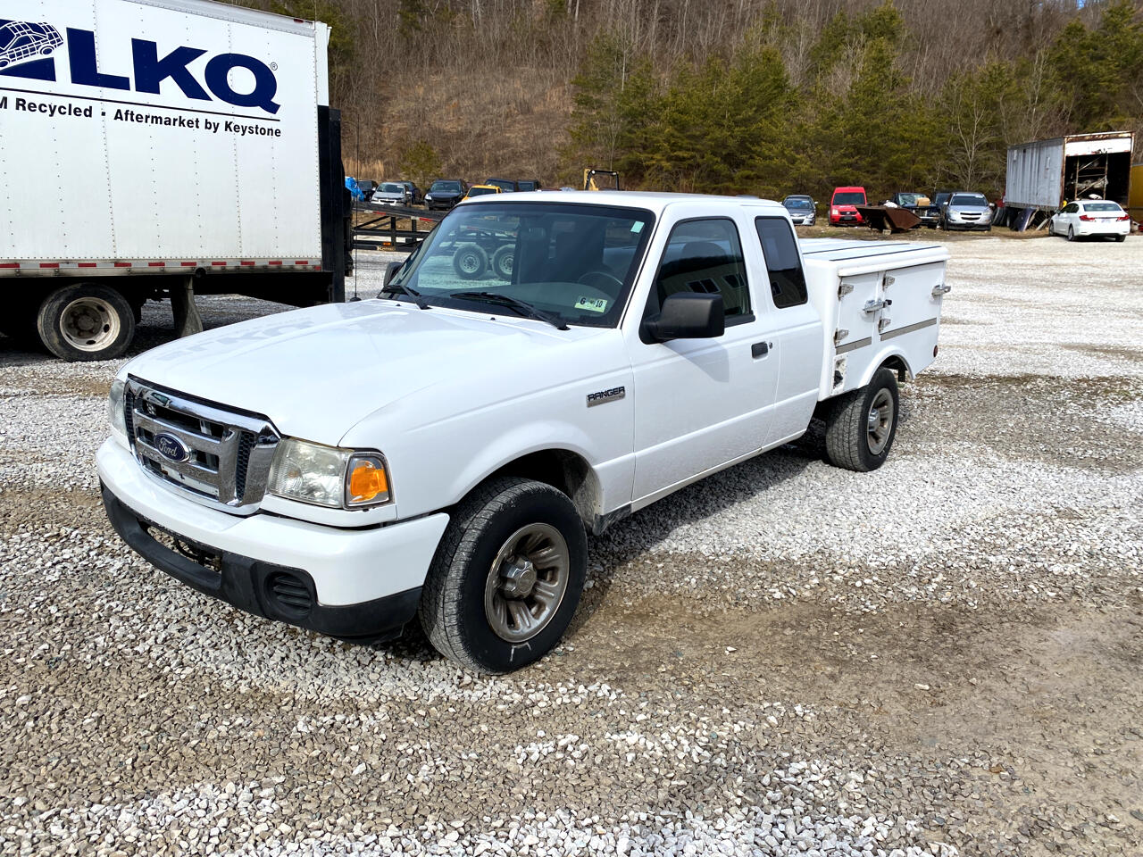 Ford Ranger Sport SuperCab 2WD 2009