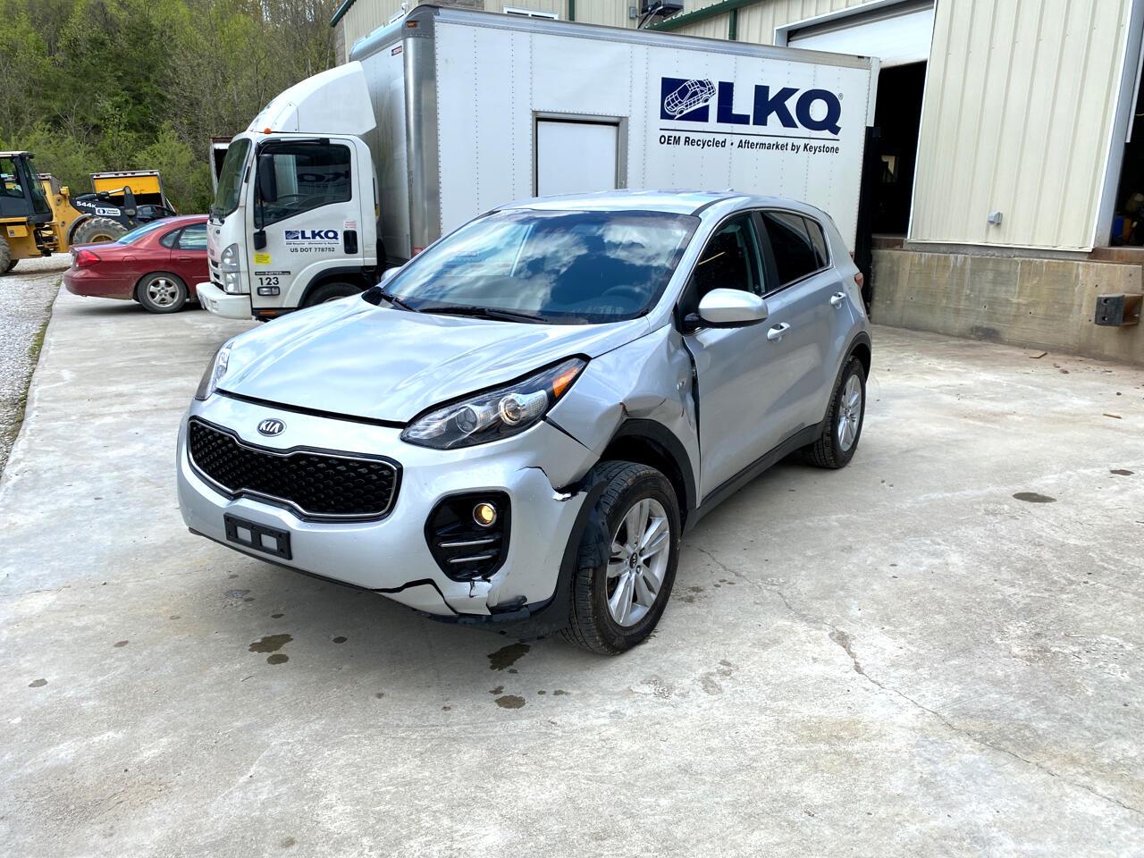 Kia Sportage LX AWD 2017