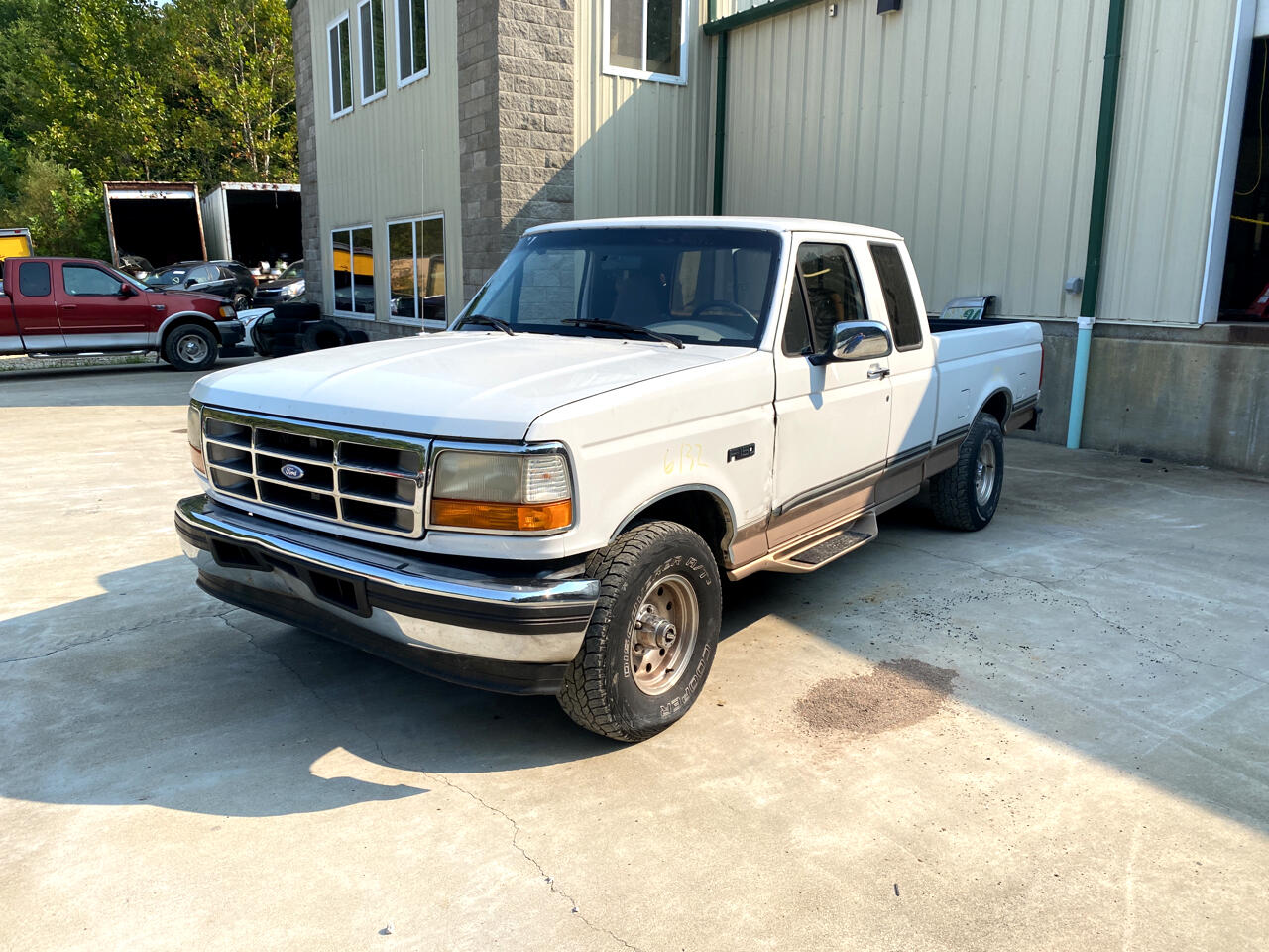 Ford F-150 XL SuperCab Short Bed 4WD 1996