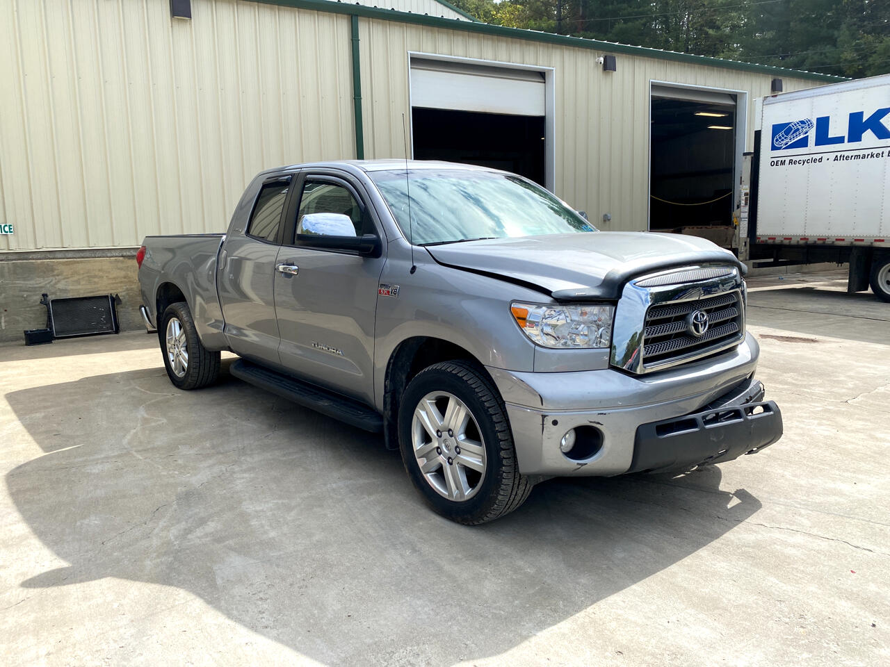 Toyota Tundra Limited Double Cab 6AT 4WD 2007
