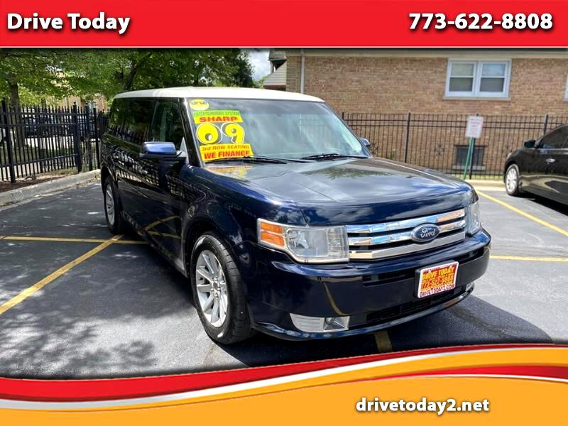 Ford Flex SEL FWD 2009