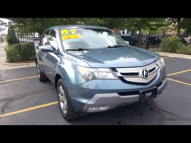 2007 Acura MDX Sport Package