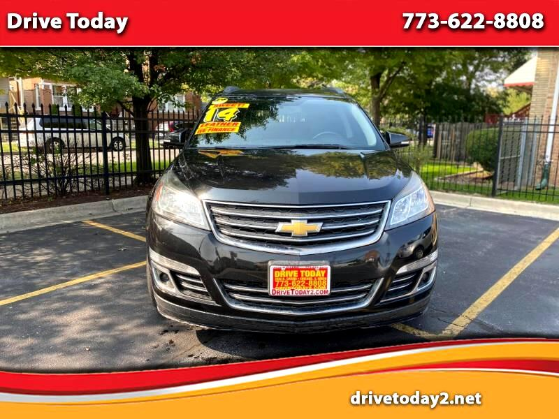Chevrolet Traverse LTZ FWD 2014