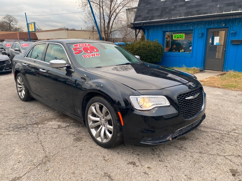 Chrysler 300 C Platinum RWD 2015