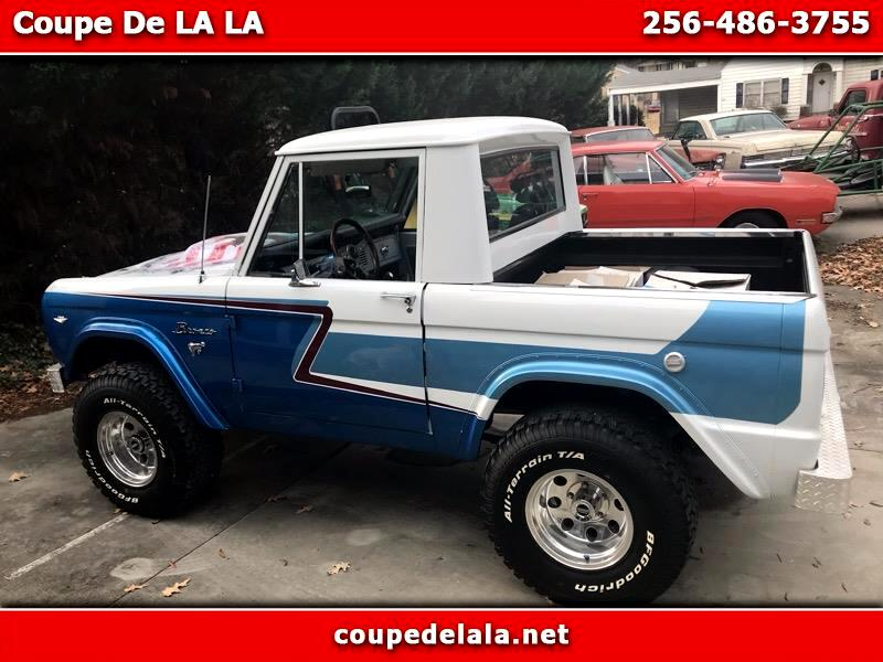 Ford Bronco 2dr Wagon 1967