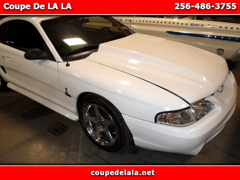 Ford Mustang 2dr Cpe Cobra 1994