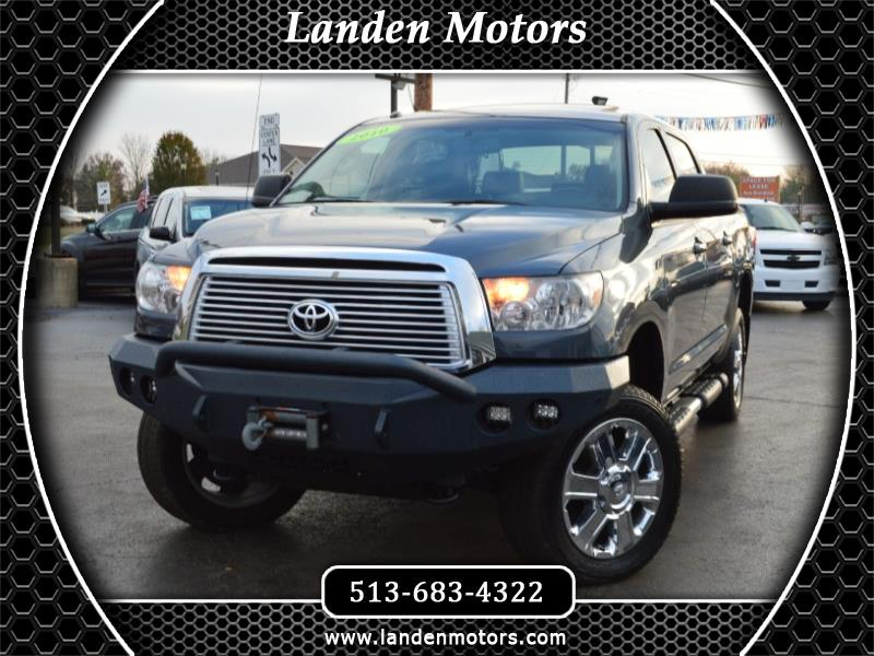 2010 Toyota Tundra CREWMAX LIMITED
