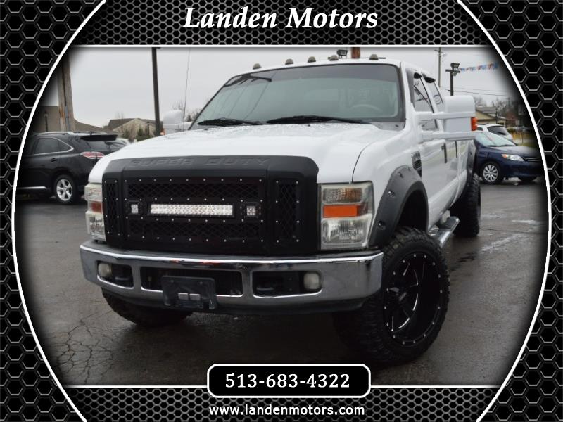 2008 Ford F-350 SD SRW SUPER DUTY LARIT