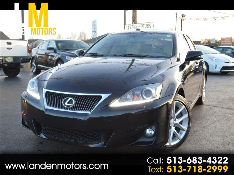2012 Lexus IS AWD