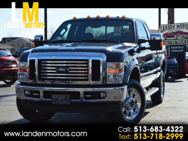 "2009 Ford Super Duty F-350 SRW 4WD SuperCab 158"" Lariat"