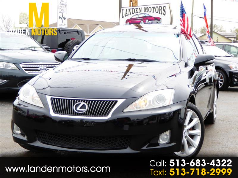 2009 Lexus IS is250 awd