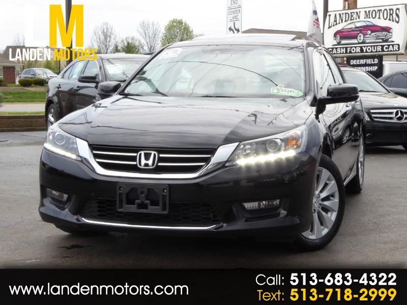 2015 Honda Accord EX-L NAV