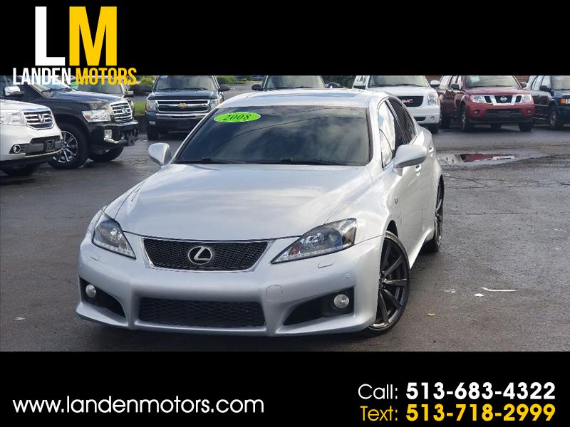 2008 Lexus IS F IS-F
