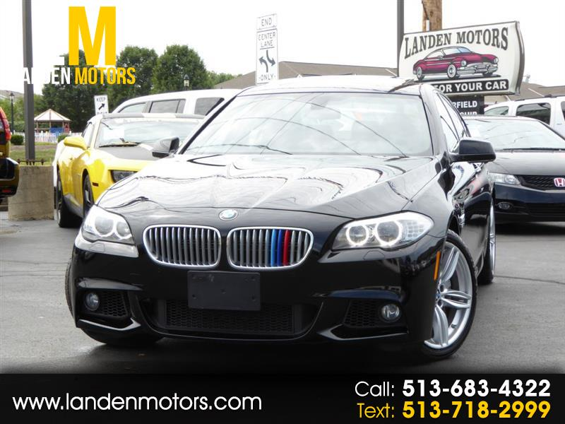 2013 BMW 5-Series XI AWD