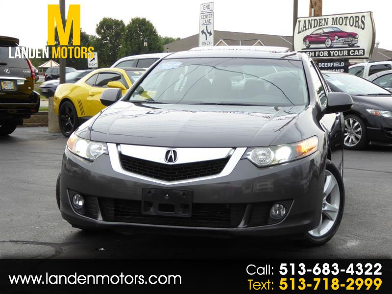 2010 Acura TSX TECH PACKAGE