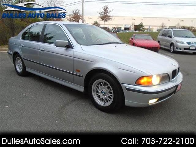 1997 BMW 5-Series 528i
