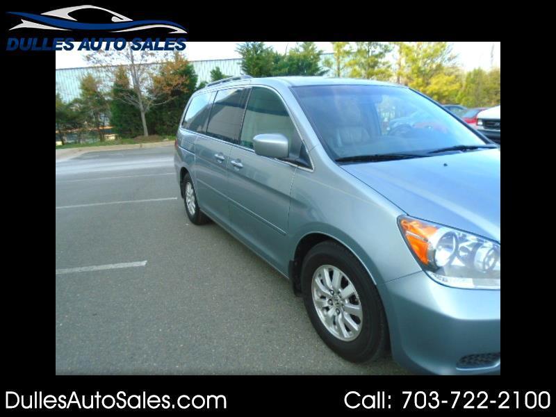 2008 Honda Odyssey 5dr EX-L NAVI w/Navigation/Leather