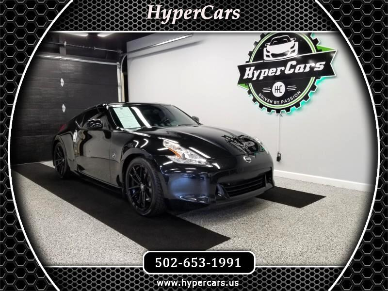 2009 Nissan 370Z 2dr Cpe Manual Touring