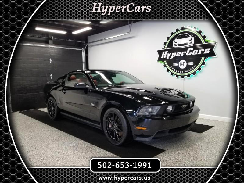 2011 Ford Mustang 5.0 GT Premium Coupe