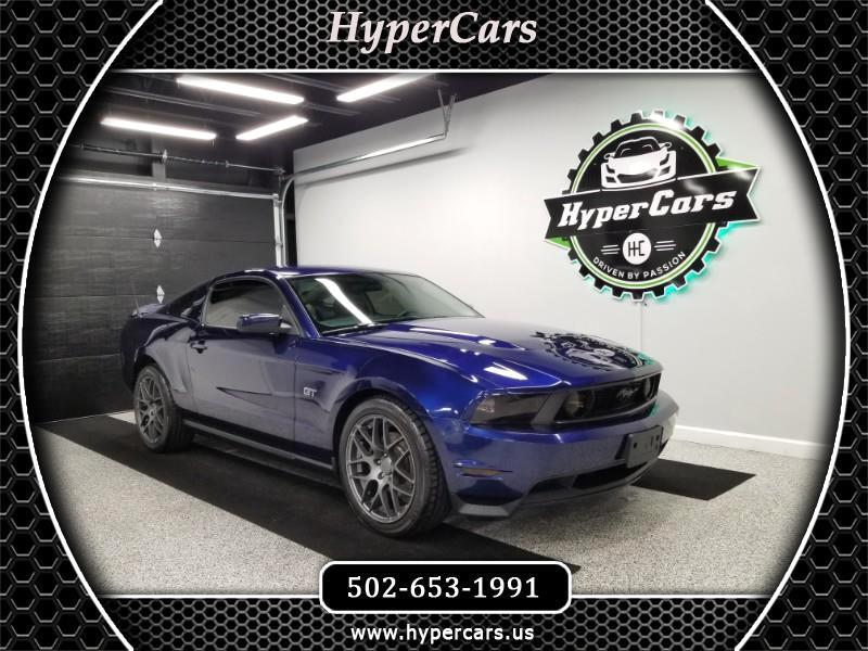 2010 Ford Mustang 2dr Cpe GT Deluxe
