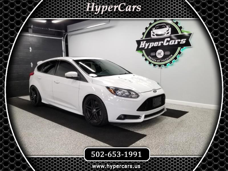 2013 Ford Focus ST3 Hatch