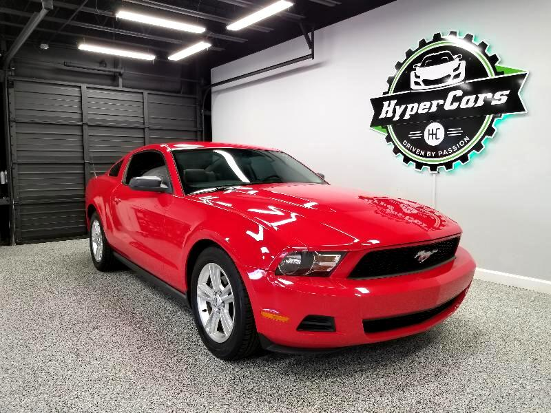 Ford Mustang V6 Coupe 2010