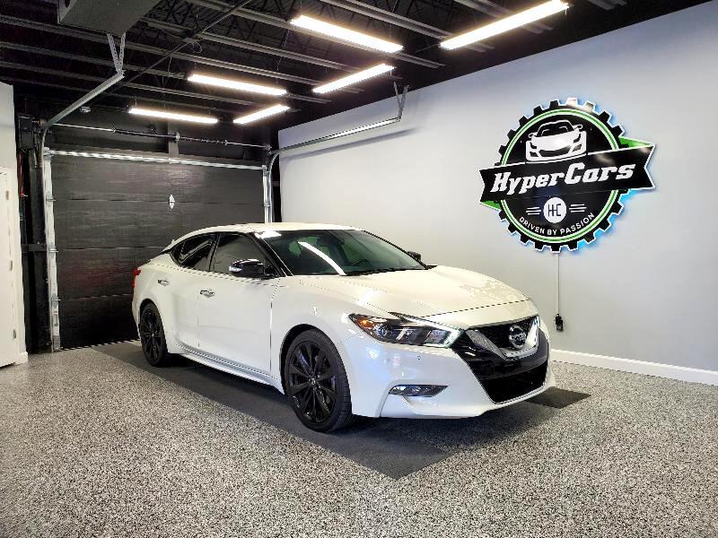 Nissan Maxima 3.5 SR 2017