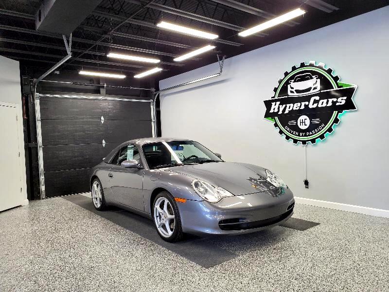Porsche 911 Carrera Cabriolet 2003