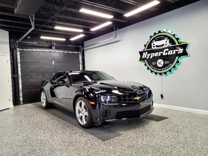 Chevrolet Camaro 2SS Coupe 2011