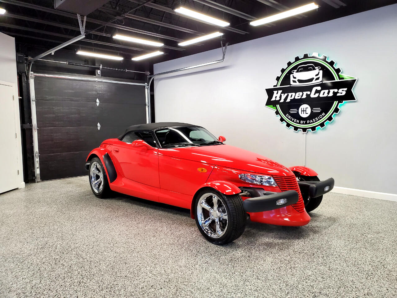 Plymouth Prowler 2D Roadster 2000