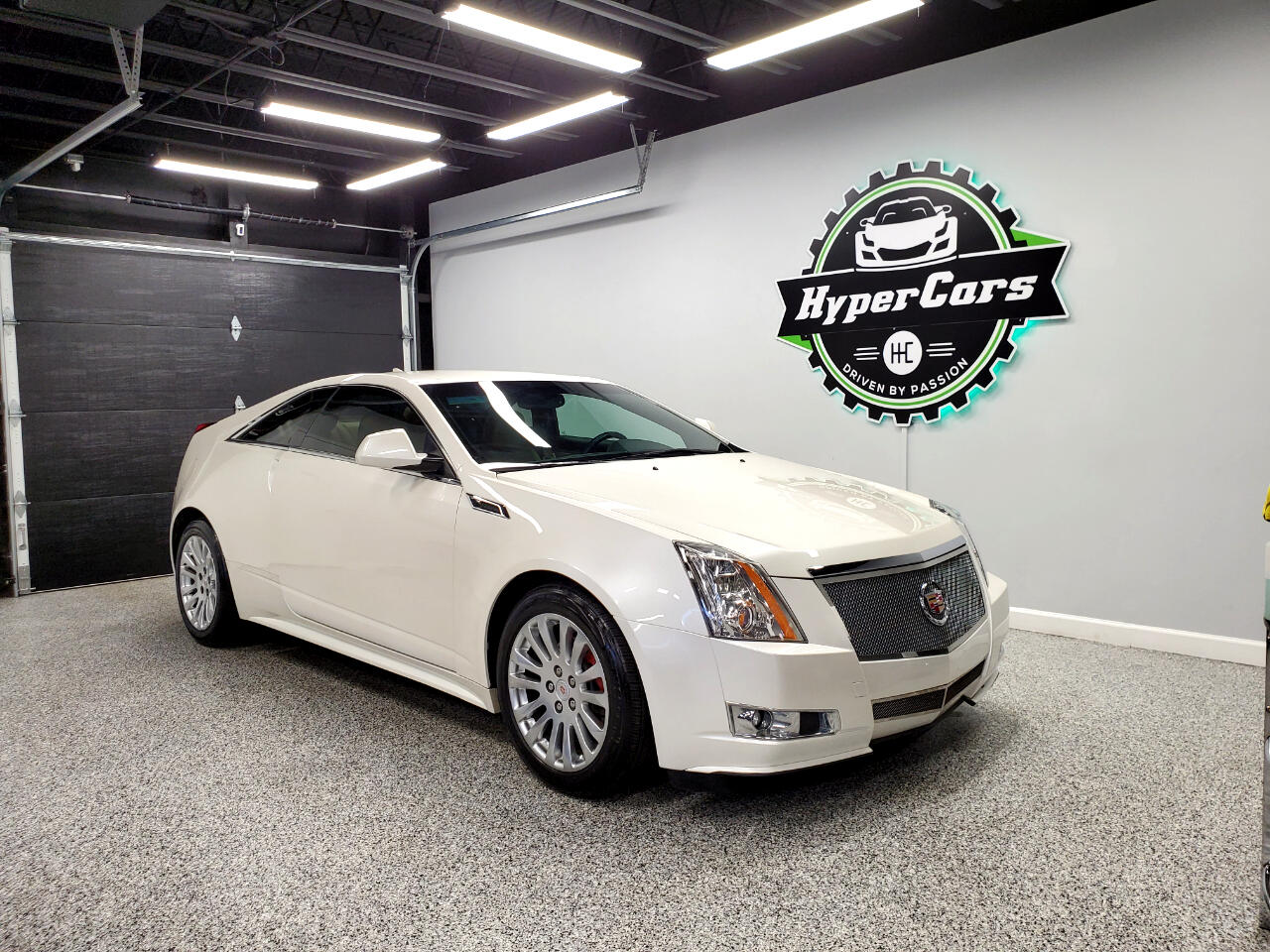 Cadillac CTS Performance Coupe AWD 2011