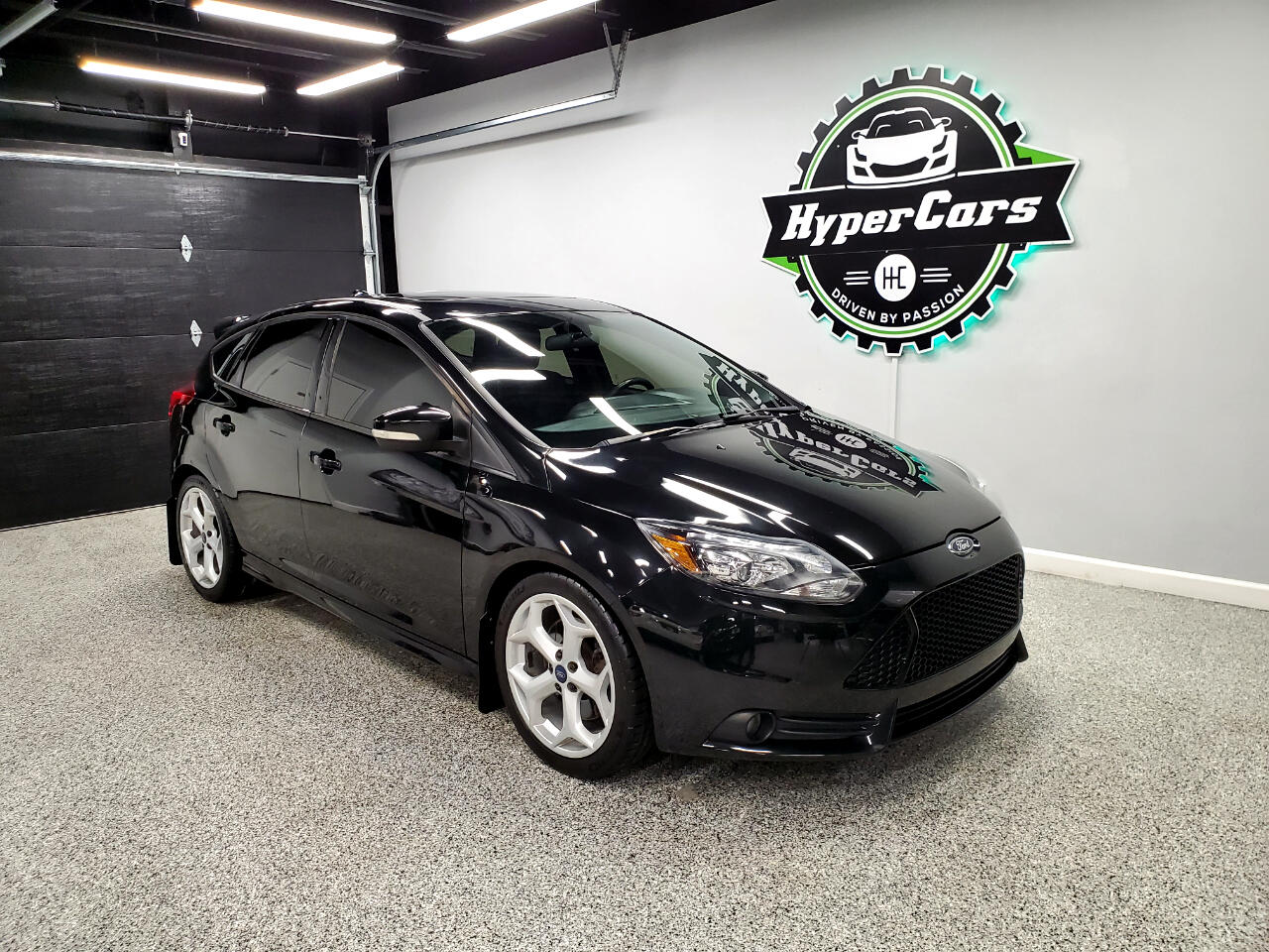 Ford Focus ST Hatch 2013