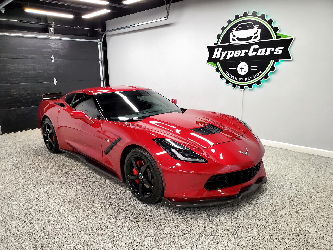 Chevrolet Corvette Stingray 2LT Coupe Automatic 2014