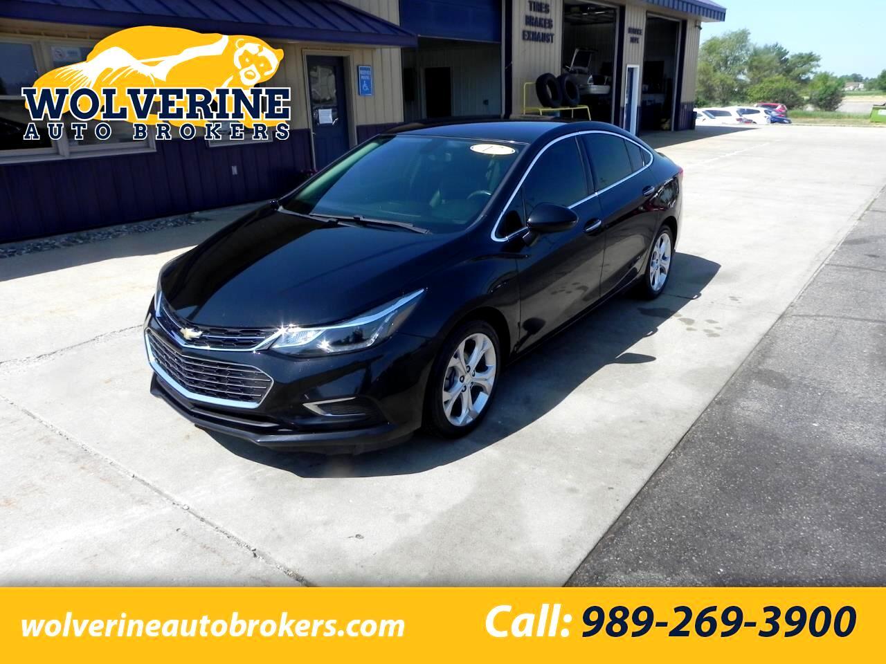 Chevrolet Cruze Premier Auto 2017