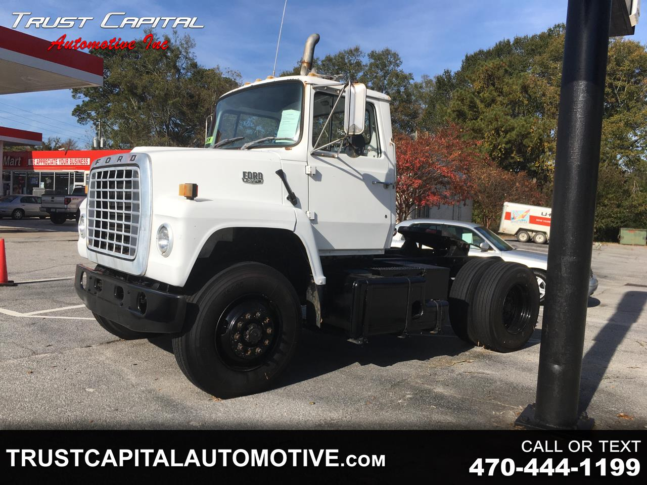 Ford LN9000  1982