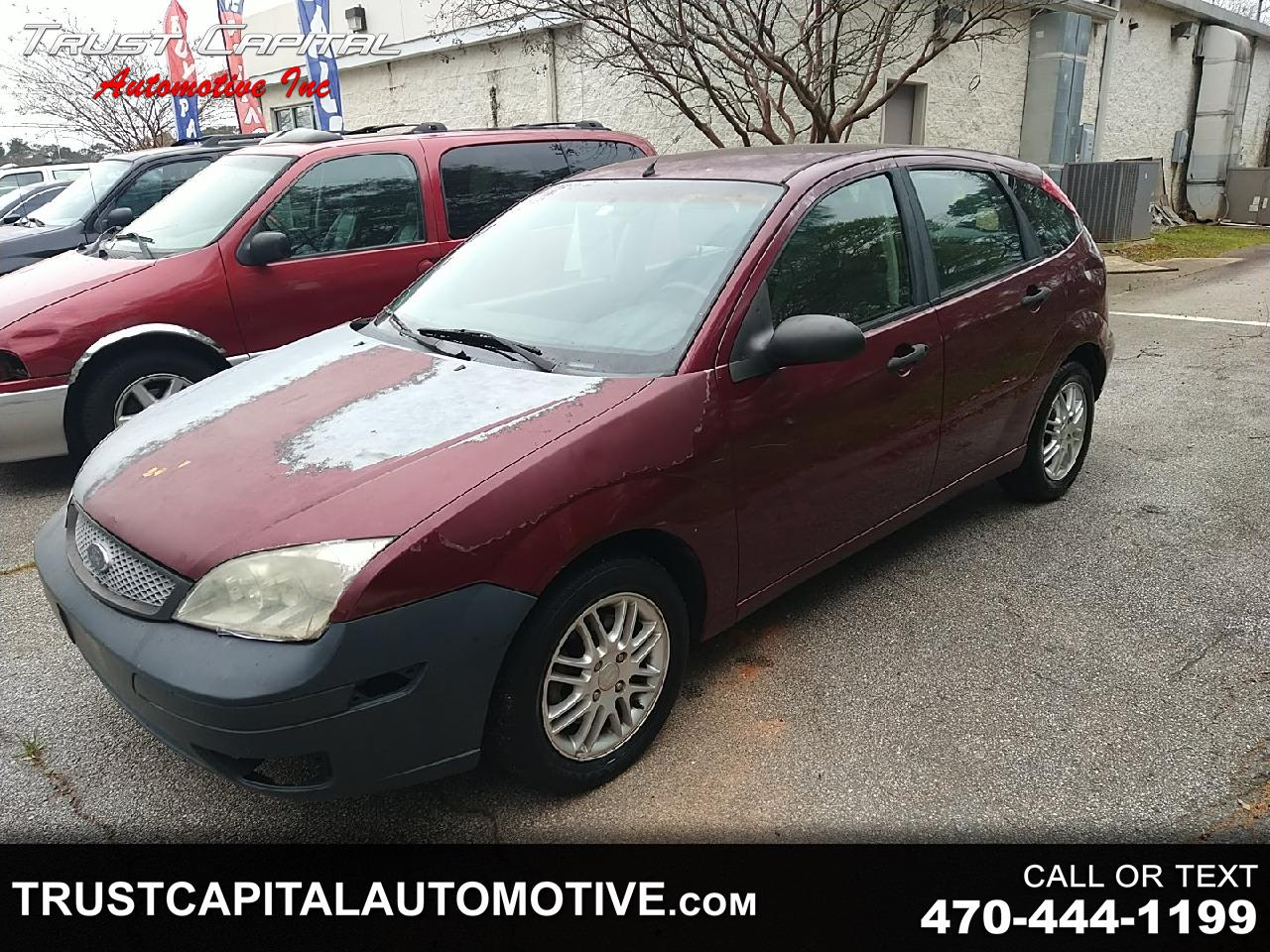 Ford Focus 5dr HB ZX5 SES 2006