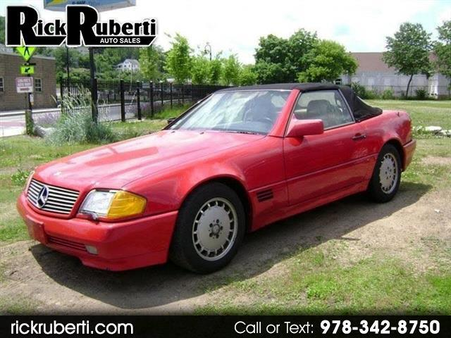 Mercedes-Benz 500 2dr Coupe 500SL 1990