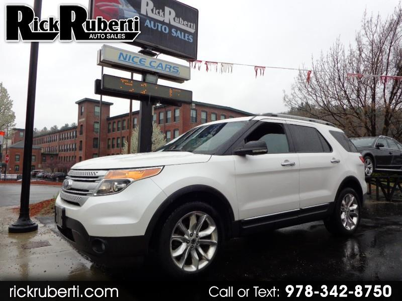 2011 Ford Explorer XLT 4WD