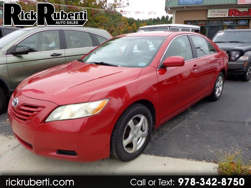 2008 Toyota Camry 4dr Sdn I4 Auto LE (Natl)
