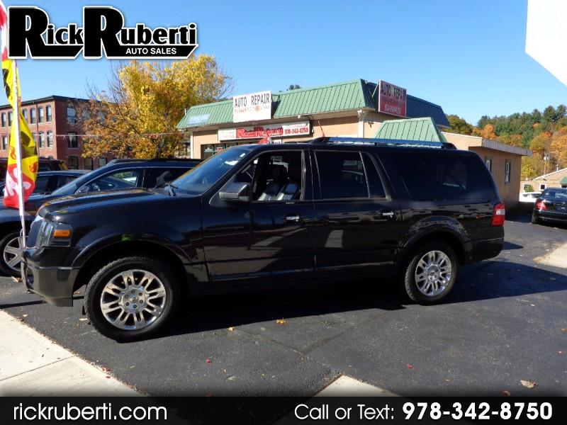Ford Expedition 4WD 4dr Limited 2013