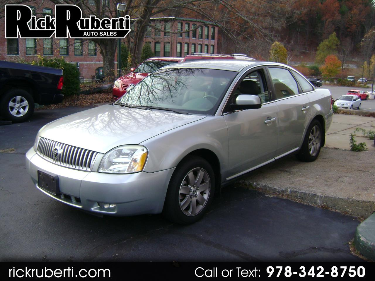 2006 Mercury Montego 4dr Sdn AWD Luxury