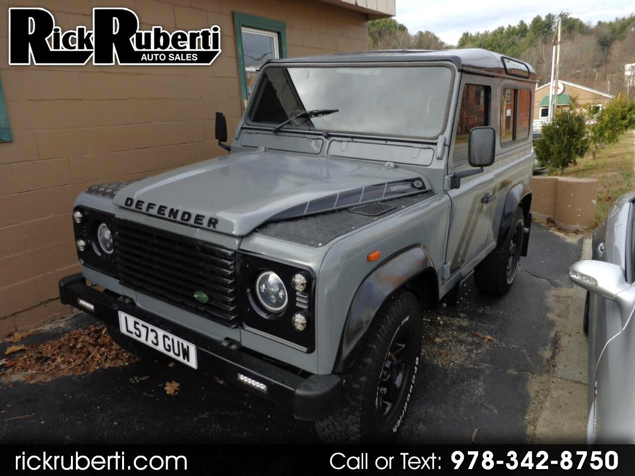 Land Rover Defender 90  1993