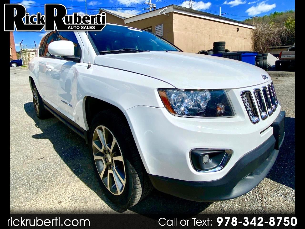 Jeep Compass Limited 4WD 2014