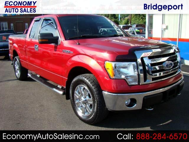 2009 Ford F-150 XLT SuperCab 6.5-ft. Bed 4WD