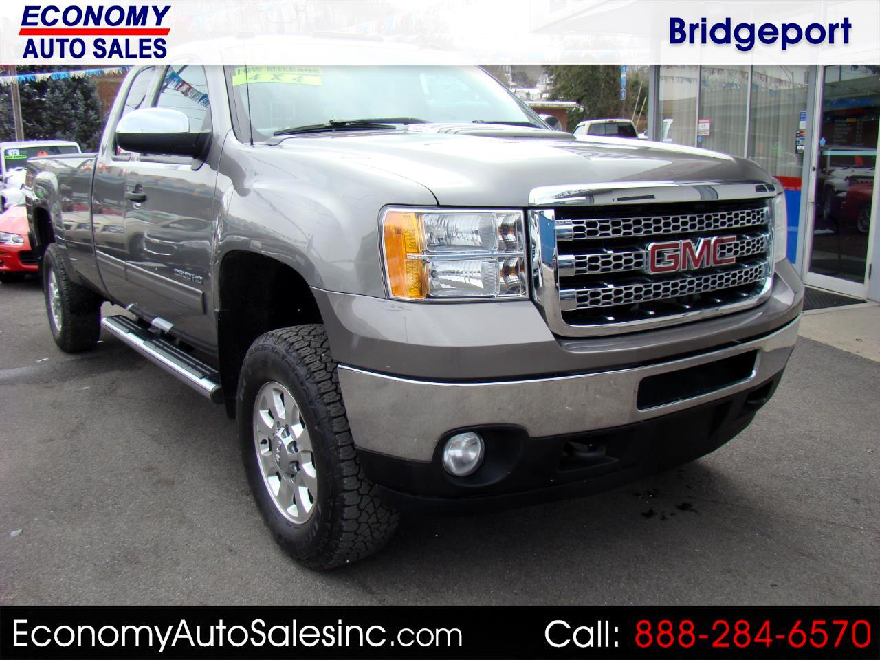 2012 GMC Sierra 2500HD SLE Ext. Cab Long Box 4WD