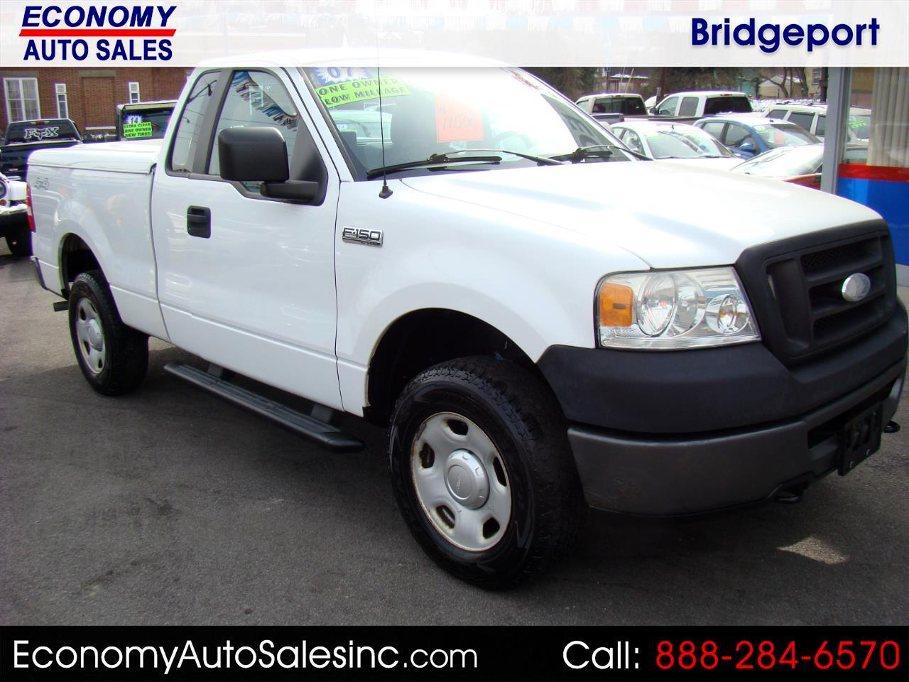 2007 Ford F-150 XL 4WD
