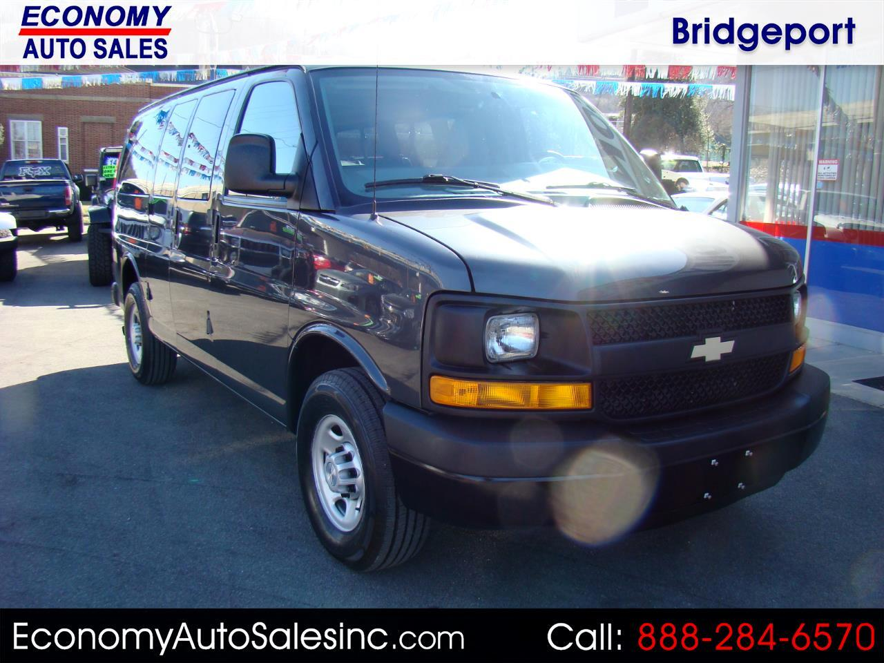 2016 Chevrolet Express LS 2500